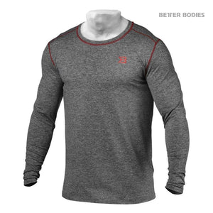 You added <b><u>Better Bodies Performance Long Sleeve - Antracite Melange</u></b> to your cart.