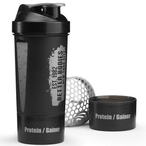 You added <b><u>Better Bodies Pro Shaker Black - Metal 800ml</u></b> to your cart.