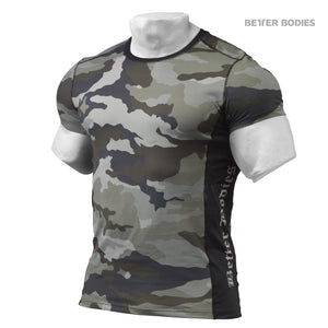 You added <b><u>Better Bodies Tight Fit Tee - Green Camo Print</u></b> to your cart.