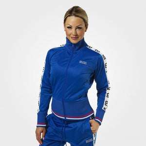 You added <b><u>Better Bodies Trinity Track Jacket - Strong Blue</u></b> to your cart.