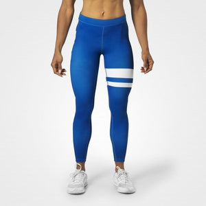You added <b><u>Better Bodies Varsity Stripe Tights - Strong Blue</u></b> to your cart.