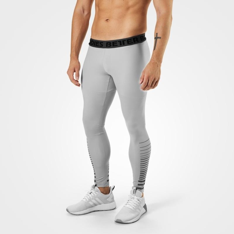 Better Bodies Washington Tights - Frost Grey - Urban Gym Wear