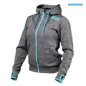You added <b><u>Better Bodies Womens Athletic Hood - Antracite Melange</u></b> to your cart.