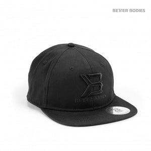 You added <b><u>Better Bodies Womens Flat Bill Cap - Black</u></b> to your cart.