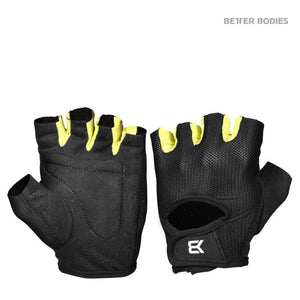 You added <b><u>Better Bodies Women's Training Glove - Black-Lime</u></b> to your cart.