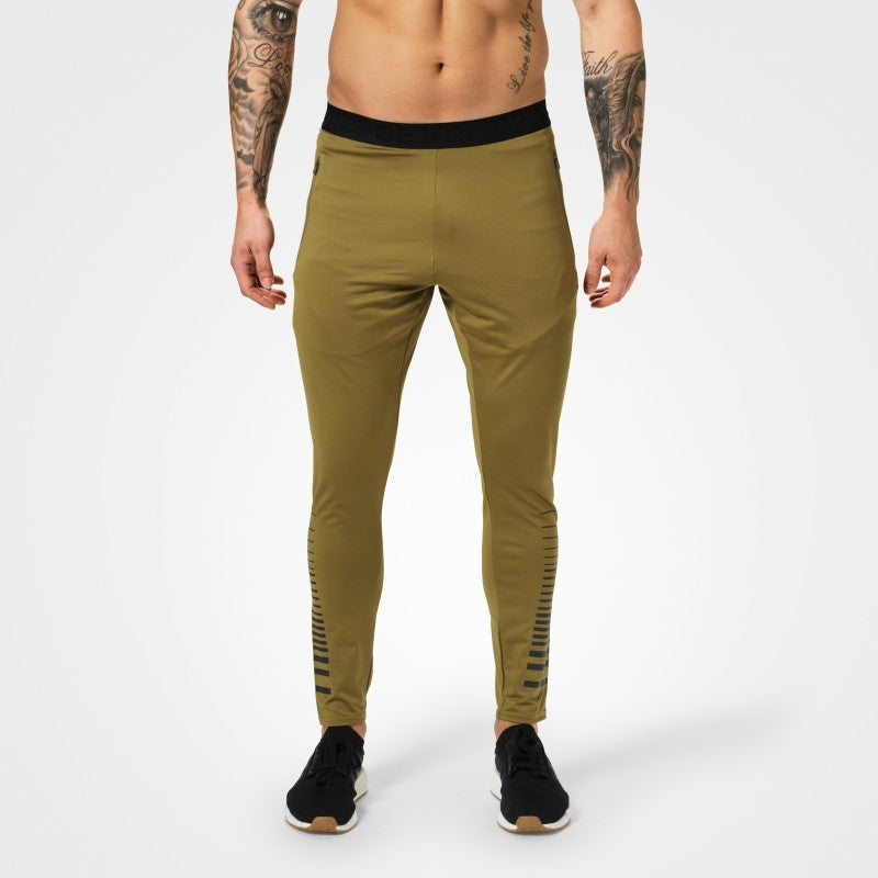 Better Bodies Brooklyn Gym Pants - Military Green
