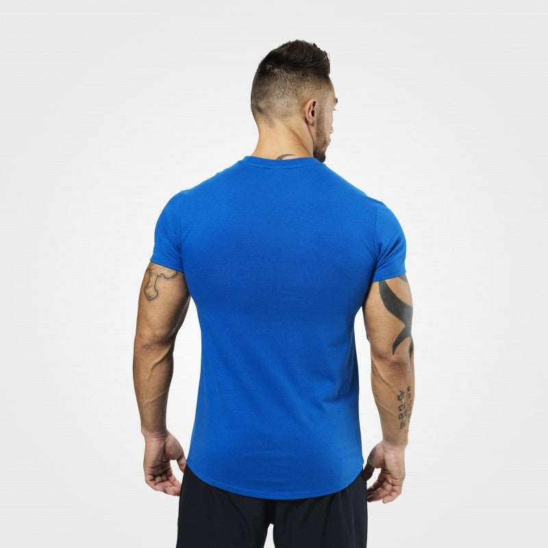 Better Bodies Brooklyn Tee  - Strong Blue