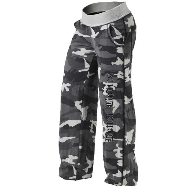 Better Bodies Camo Soft Pant - Grey Camoprint