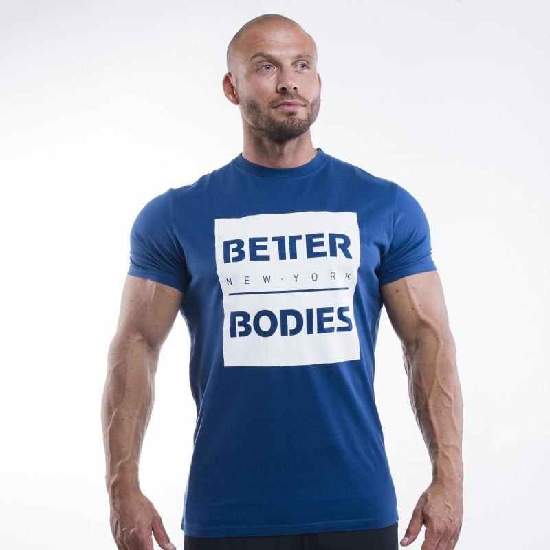Better Bodies Casual Tee - Navy