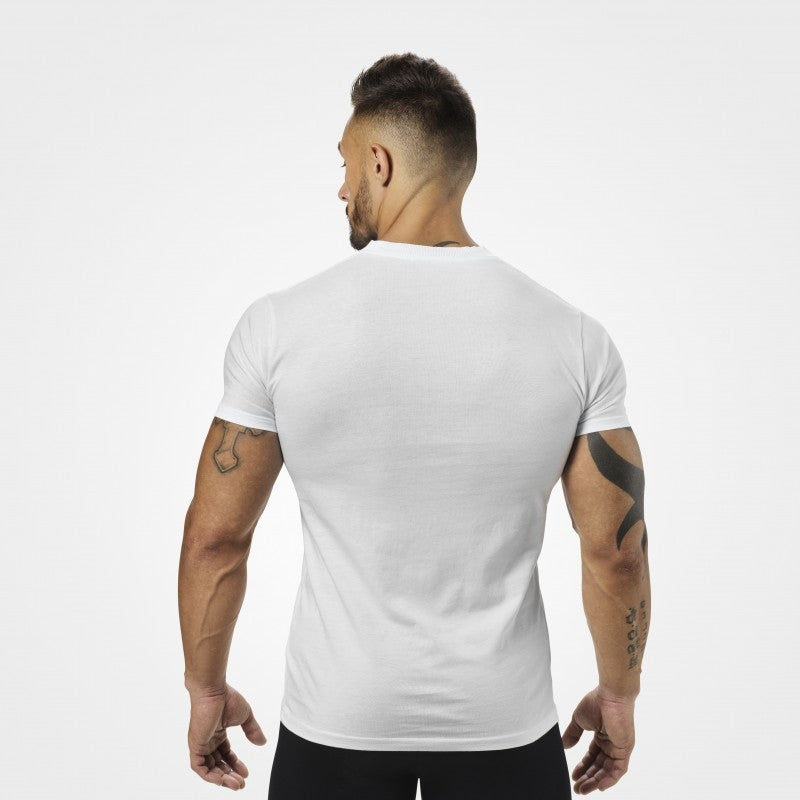 Better Bodies Casual Tee - White