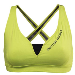 You added <b><u>Better Bodies Contrast Short Top - Lime-Black</u></b> to your cart.