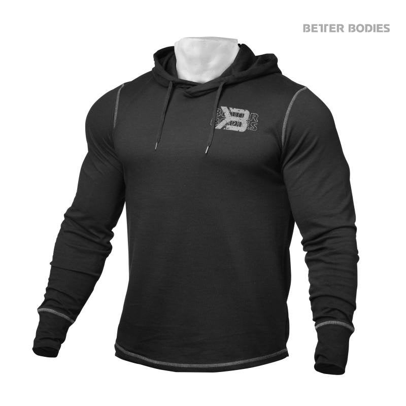 Better Bodies Cover Up Hood - Black