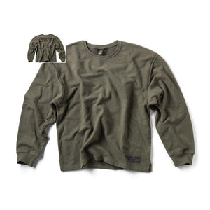 You added <b><u>GASP Big Logo Sweatshirt - Khaki Green</u></b> to your cart.