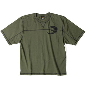 You added <b><u>GASP Classic Big Tee - Khaki Green</u></b> to your cart.
