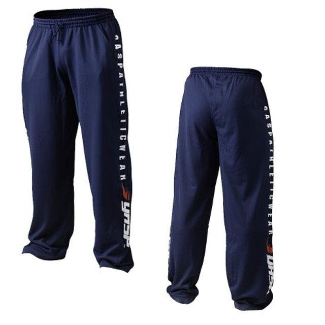 GASP Mesh Training Pants - Navy - Urban Gym Wear