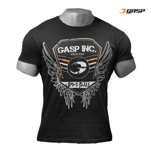 You added <b><u>GASP Rough Print Tee - Wash Black</u></b> to your cart.