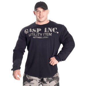You added <b><u>GASP Thermal Gym Sweater - Asphalt</u></b> to your cart.