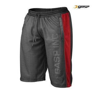 You added <b><u>GASP Ultimate Mesh Shorts - Black-Red</u></b> to your cart.