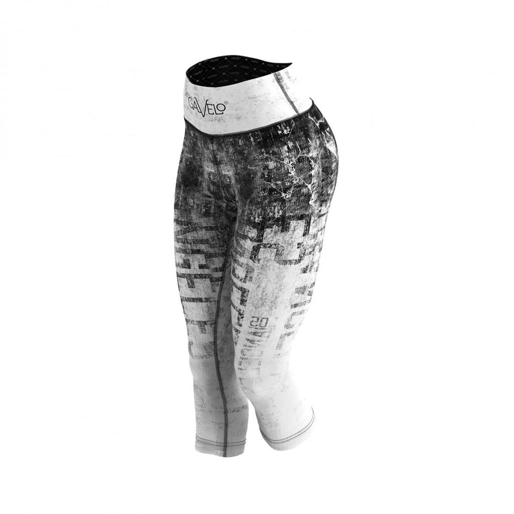 Gavelo Los Angeles Capri Tights - Urban Gym Wear