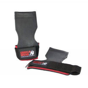 You added <b><u>Gorilla Wear Lifting Grips - Black</u></b> to your cart.