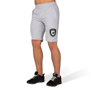 You added <b><u>Gorilla Wear Los Angeles Sweat Shorts - Grey</u></b> to your cart.