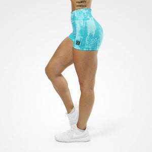 You added <b><u>Better Bodies Gracie Hotpants - Aqua Print</u></b> to your cart.