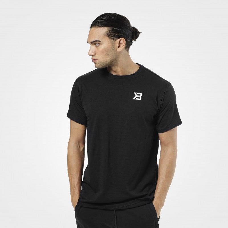 Better Bodies Harlem Oversize Tee - Black