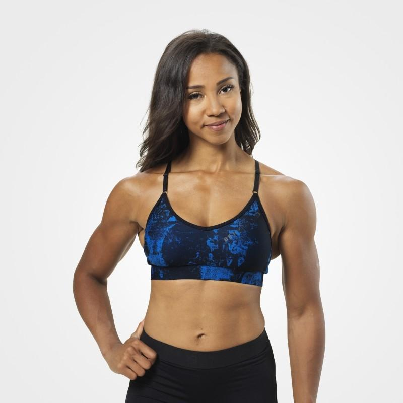 Better Bodies High Line Short Top - Strong Blue