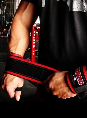 Iron Rebel Rhino Wrist Wraps - Urban Gym Wear