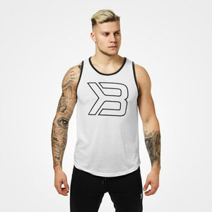 You added <b><u>Better Bodies Jersey Tank - White</u></b> to your cart.