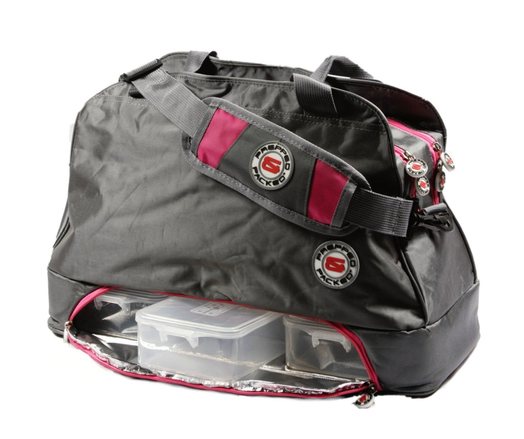 Prepped & Packed Athina Meal Management Bag - Urban Gym Wear
