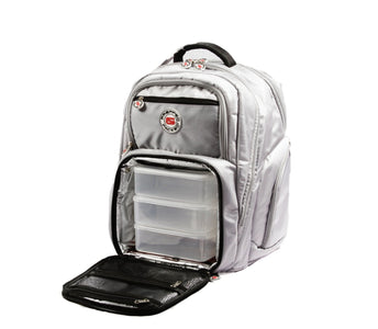 You added <b><u>Prepped & Packed Zeus Meal Management Back Pack - Black-Grey</u></b> to your cart.