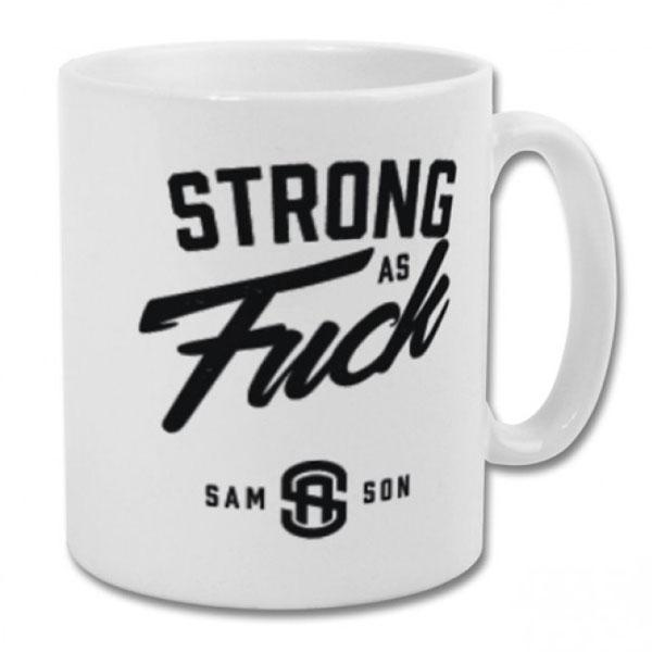 Samson Athletics I Like My Tea How I Like My Women Mug - Urban Gym Wear