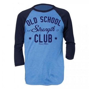 You added <b><u>Samson Athletics Old School Strength Club 3-4 Tee</u></b> to your cart.