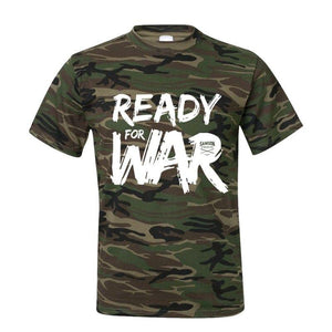 You added <b><u>Samson Athletics Ready For War Heavy Cotton Camo Tee</u></b> to your cart.