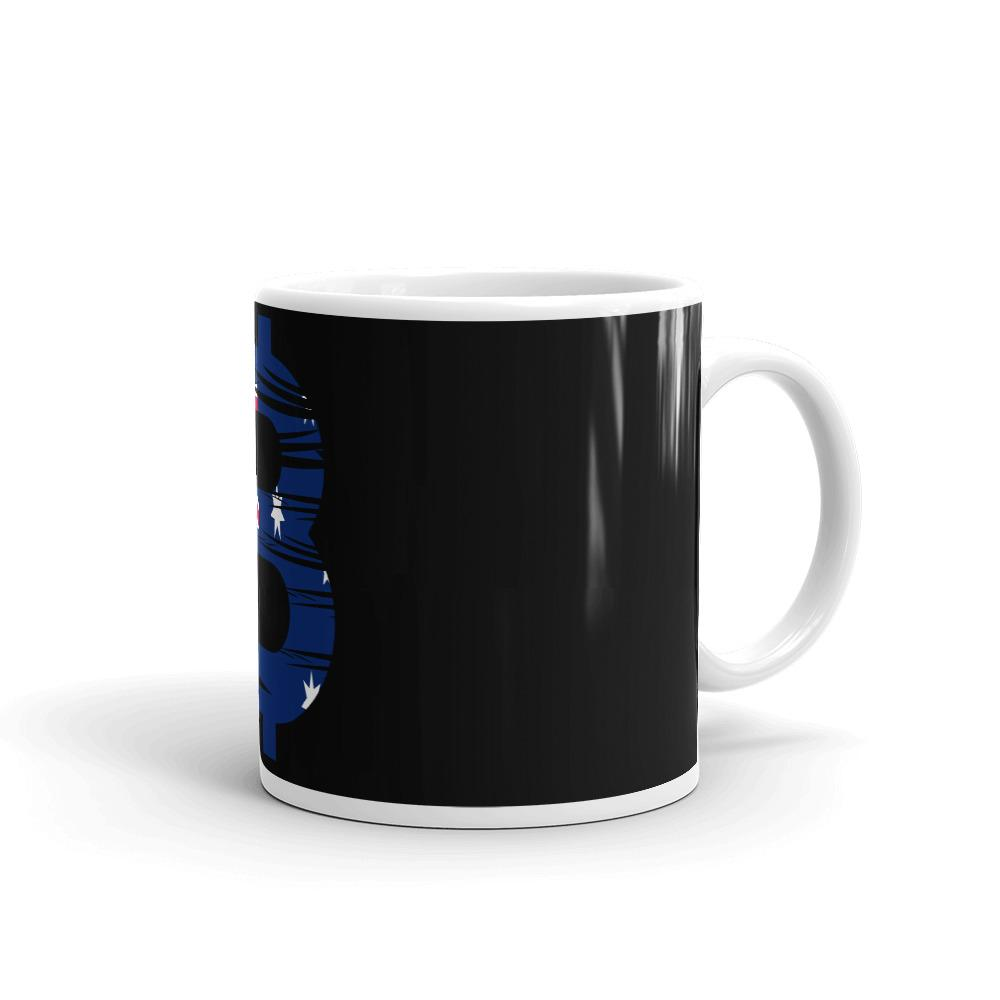 Bitcoin Australian Flag Mug - Your perfect shirt