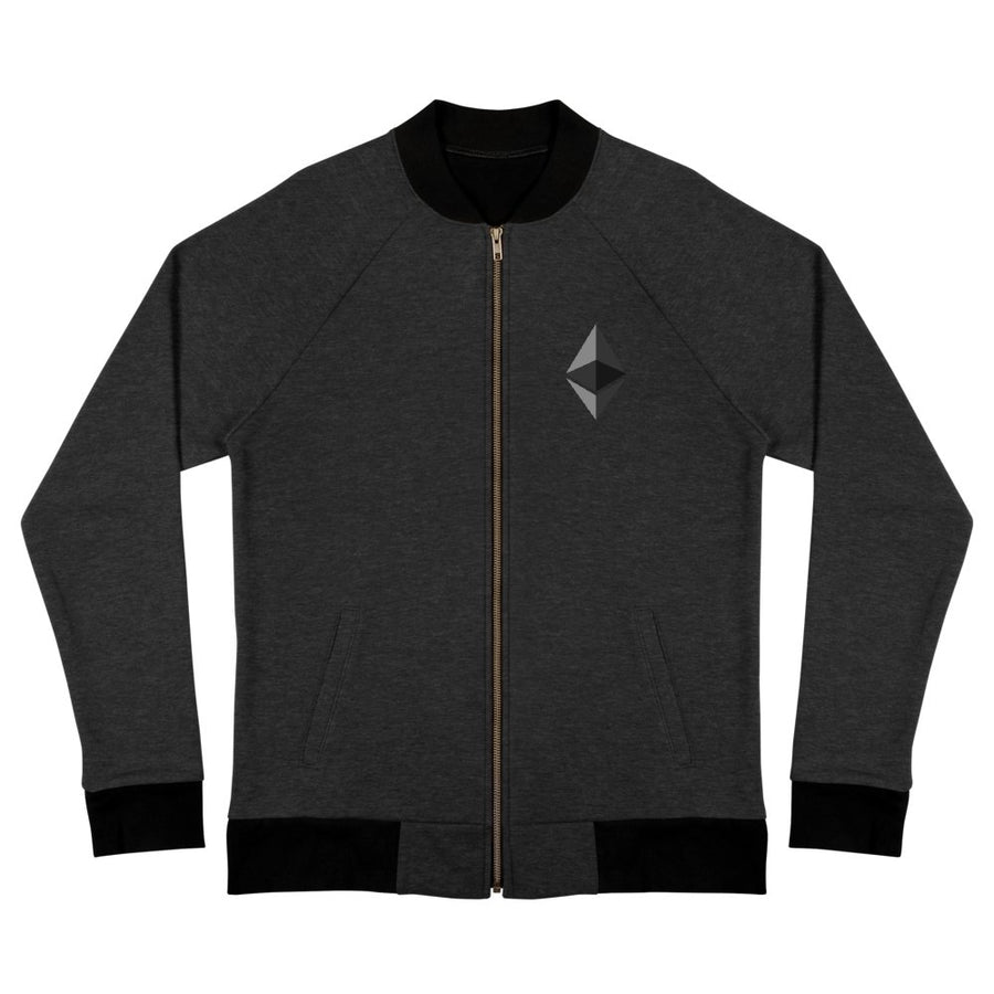 ''Ethereum'' Bomber Jacket - Your perfect shirt