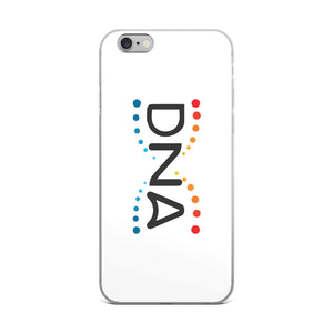 DNA Metaverse Iphone case (colored logo)