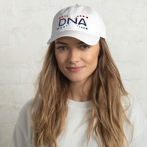 DNA Metaverse Embroidered Cap (Colored Logo)