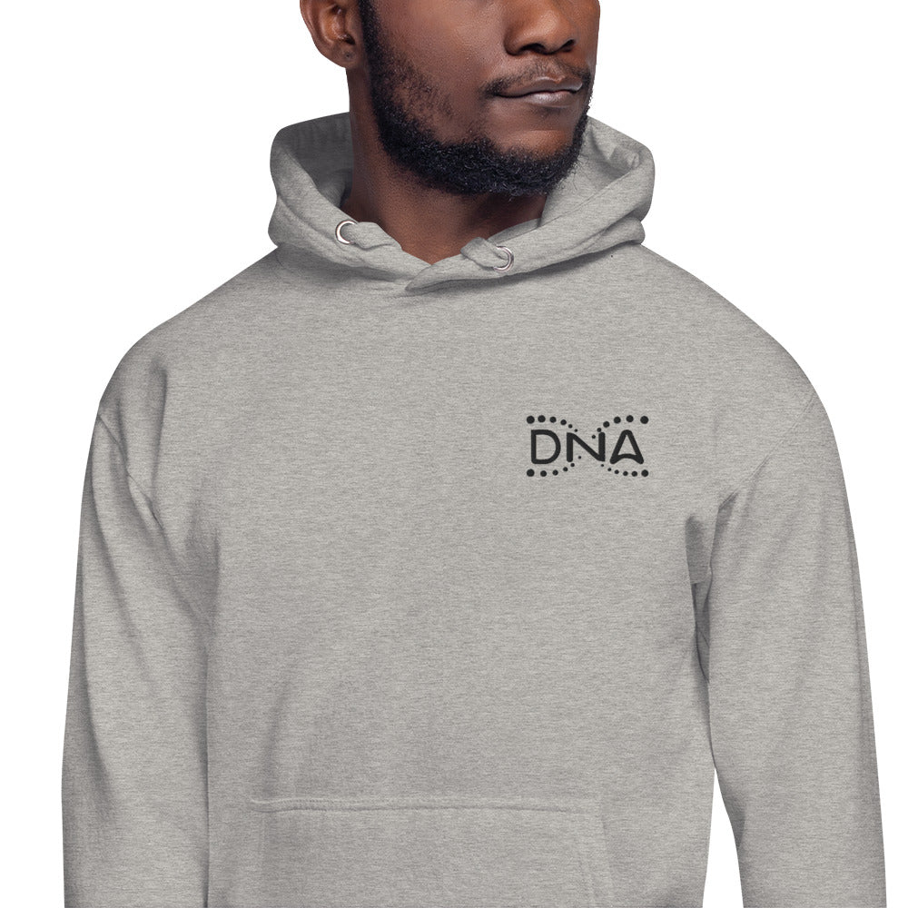 DNA Metaverse Embroidered Hoodie (Unisex)