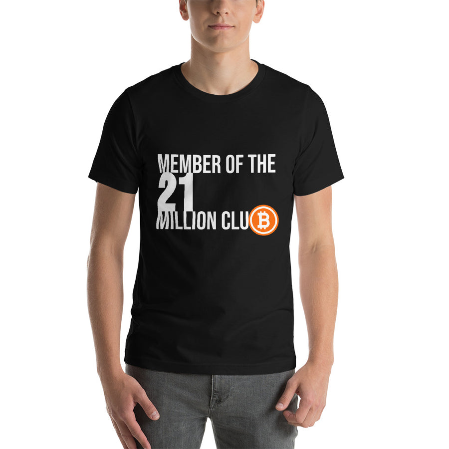 Member of The 21 Million Club Unisex T-Shirt