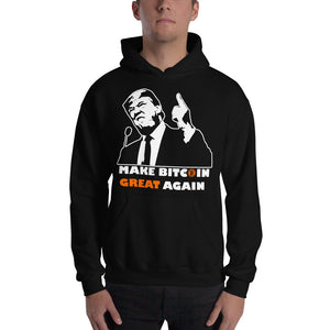 Make Bitcoin Great Again Unisex Hoodie