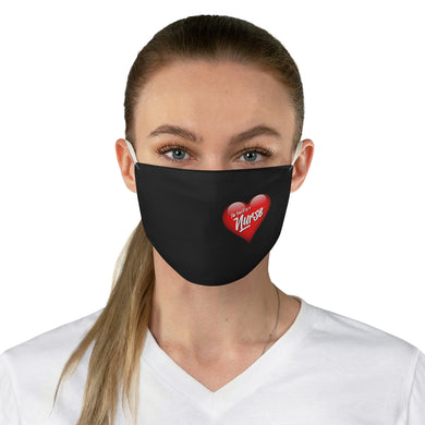 NURSE Fabric Face Mask