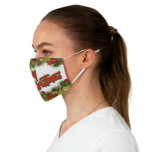 Load image into Gallery viewer, CHRISTMAS Fabric Face Mask