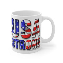Load image into Gallery viewer, USA STRONG Mug