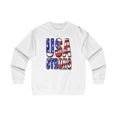 USA STRONG MEN'S SWEATSHIRT