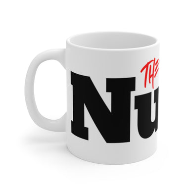 THE BEST NURSE Mug 11oz