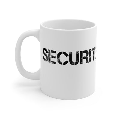 SECURITY Mug 11oz