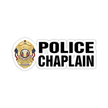 Load image into Gallery viewer, The Police Chaplain Program Stickers