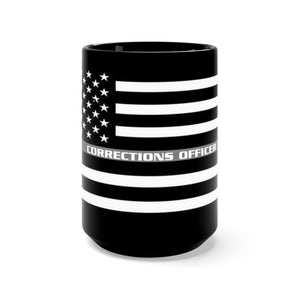 CORRECTIONS OFFICER Mug 15oz